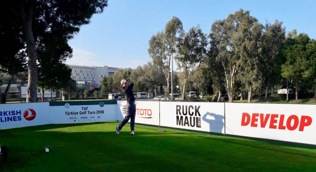 turkiye golf federasyonu turnuvalari